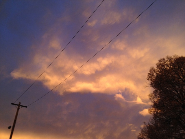 Morning Sky 5