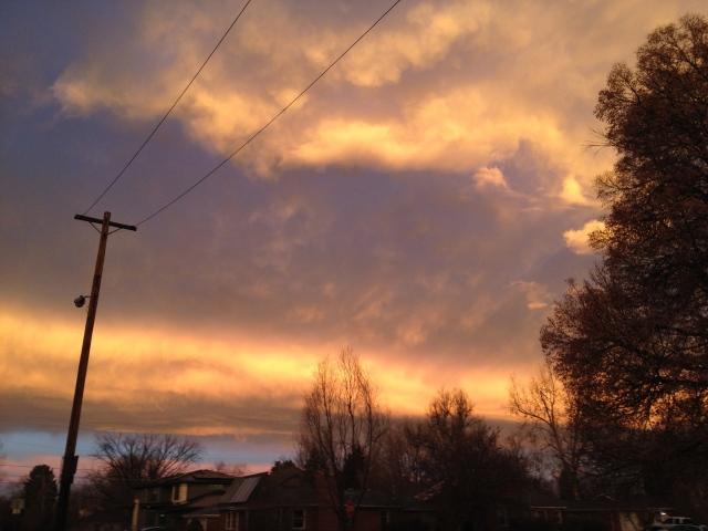 Morning Sky 7