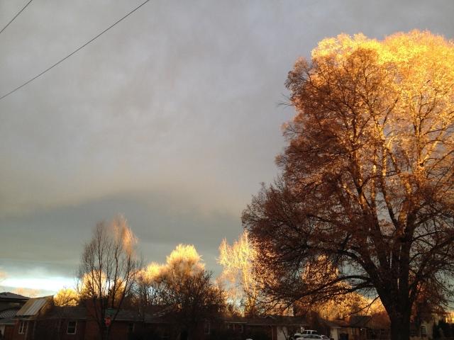 Morning Sky 8